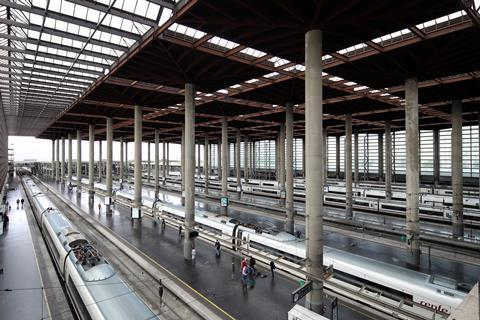 Madrid Atocha railway station, 1992, Madrid - by Rafael Moneo